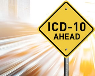 Start Training for ICD-10, Don't Get Left Behind…
