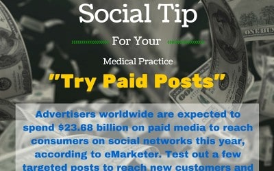 Social Tip: Try Paid Posts