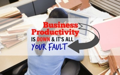Productivity Down? ICD-10 is Probably to Blame…