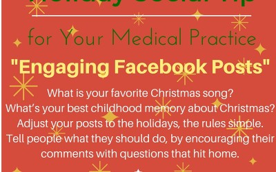 Holiday Edition Social Tip: Engaging Facebook Posts
