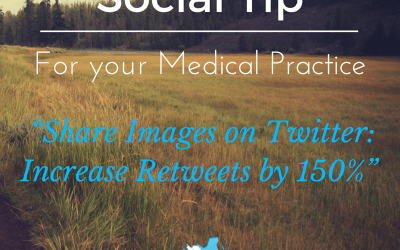 "Social Tip:  ""Share Images on Twitter: Increase Retweets by 150%"""