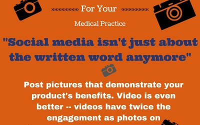 Social Tip: Social media isn't just about the written word anymore