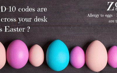 Here Are Some ICD-10 Codes You Might See This Easter