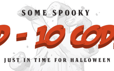 Don't Let These ICD-10 Codes Spook You This Season