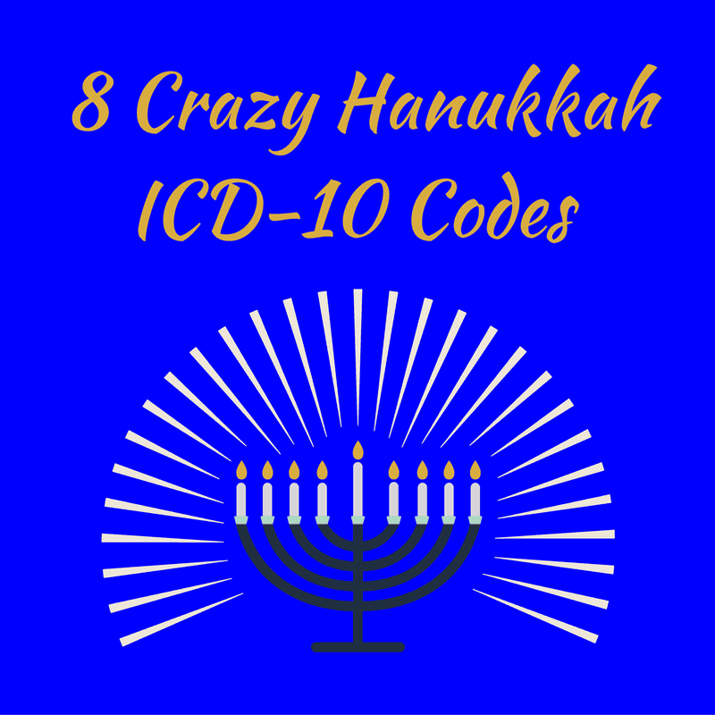 hanukkah icd10