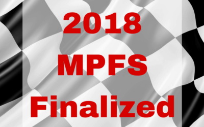 MPFS Payment and Policy Changes for 2018 Finalized