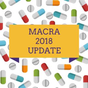 MACRA 2018